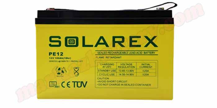 باتری یو پی اس سولارکس (Solarex)